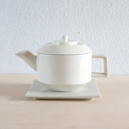 HOUSEN-NENDO TOKI S-pot white