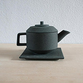HOUSEN-NENDO TOKI S-pot matte black