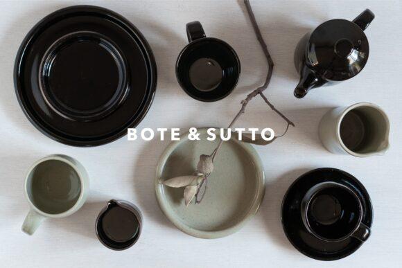 BOTE & SUTTO フェア