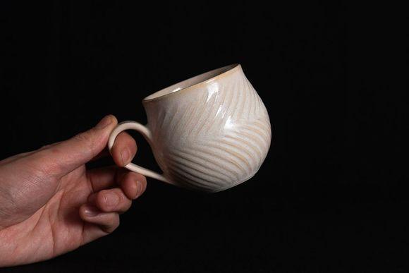 後藤奈々さんのマグカップ